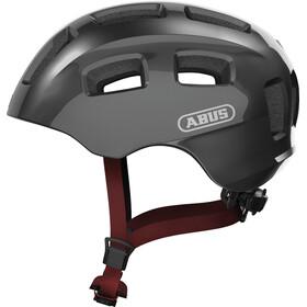 ABUS Youn-I 2.0 Helmet Youth, czarny